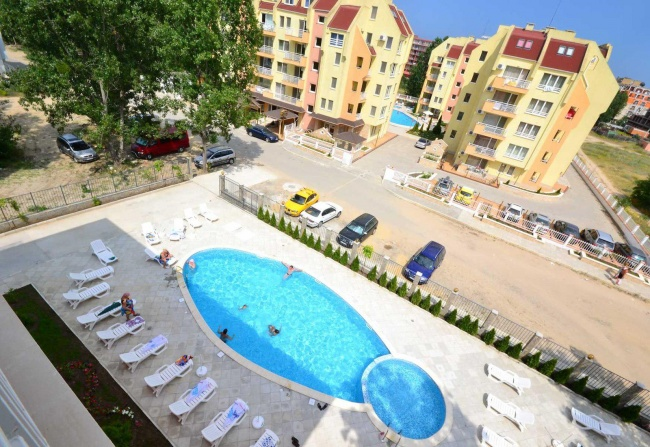 Furnished 2 bedroom apartment in Bansko low price