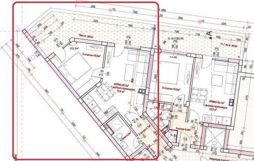 Garden apartment for sale in Velingrad