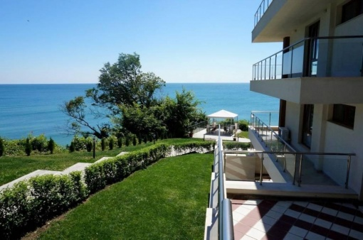 Two bedroom beachfront apartment in Bulgaria