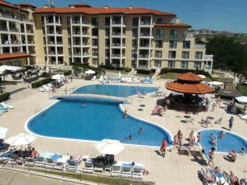 Two bedroom seaview apartment for sale in Bulgaria