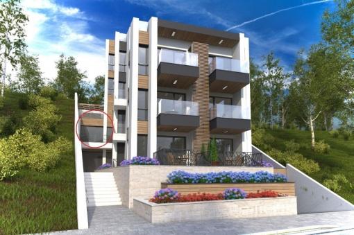 One bedroom seaview condo in Sozopol