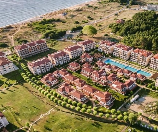4-bedroom townhouse close to beach near Sozopol