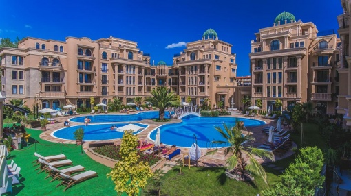 Apartment for sale in a new development in Sunny Beach