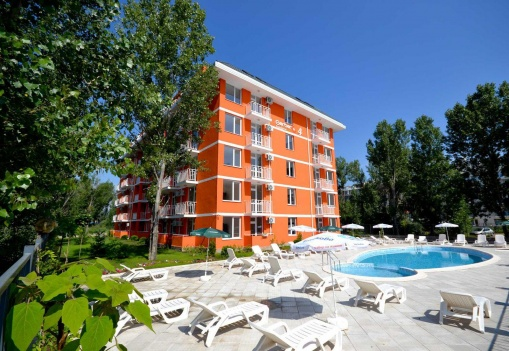 Low price apartment in Sunny Beach