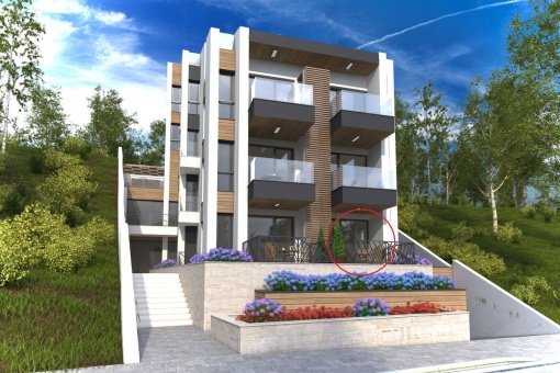 New contemporry apartment with sea views in Sozopol