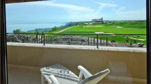 Large 2-bedroom seaview apartment at Black Sea Rama Golf resort