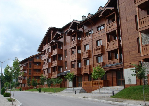 Studio sale in Pirin Golf Bulgaria
