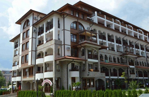2 Bedroom apartment in St Vlas Olymp
