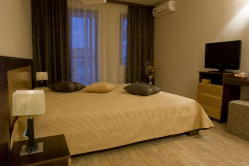 Furnished 1-bed apartment near Sunny Beach