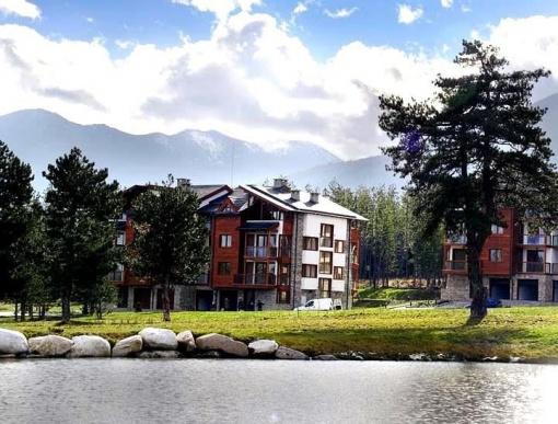 3 bedroom condo with mountain views at Pirin Golf Club