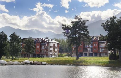 2-bedroom unit sale at Pirin Golf Club development