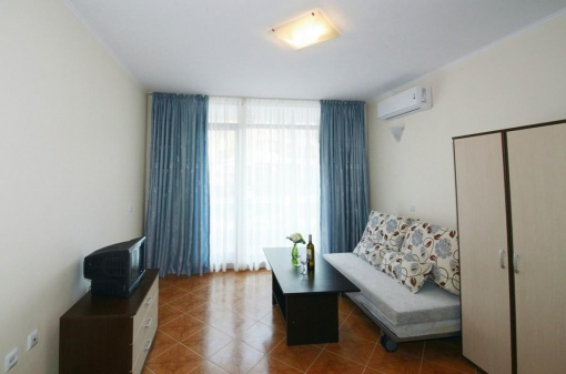 Fully furnished studio for sale in Sunny Beach